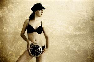 Bio clock girl